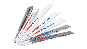 Jig Saw, Recipricating, Saw, Hack Saw, And Band Saw Blades