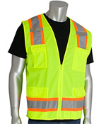 Osha Safety Vests And Reflective Summer Wear